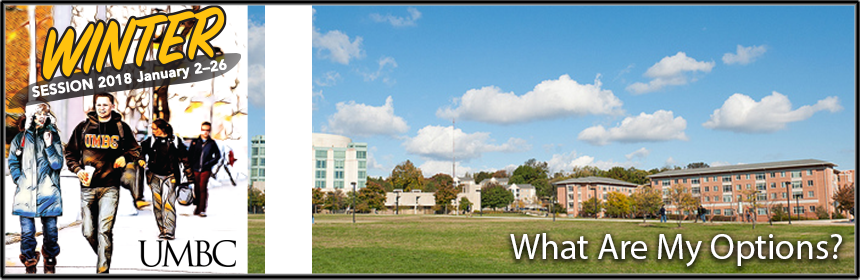 UMBC Winter Housing - Can I Stay On Campus?